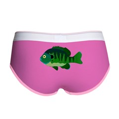 Bluegill sunfish v2 Women's Boy Brief