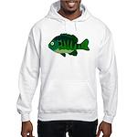Bluegill sunfish v2 Hoodie