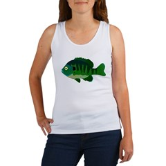 Bluegill sunfish v2 Tank Top