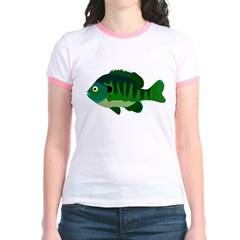 Bluegill sunfish v2 T-Shirt