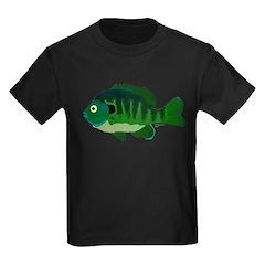 Bluegill sunfish v2 T-Shirt