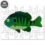 Bluegill sunfish v2 Puzzle