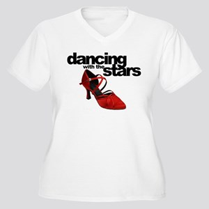 dancing with the stars - red shoe Women's Plus Siz