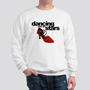 dancing with the stars - red shoe Sweatshirt