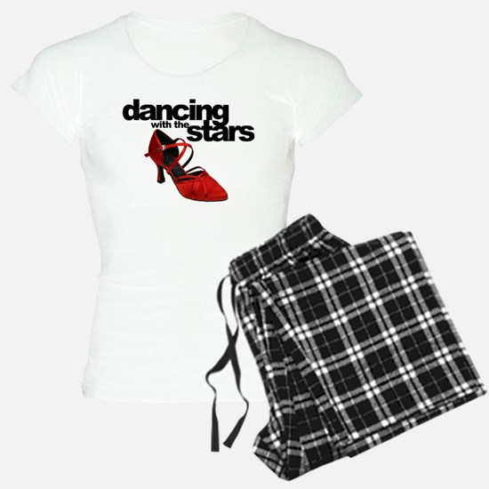 dancing with the stars - red shoe Pajamas