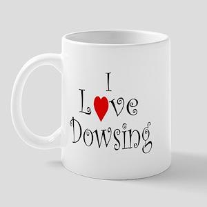 I love Dowsing - Mug