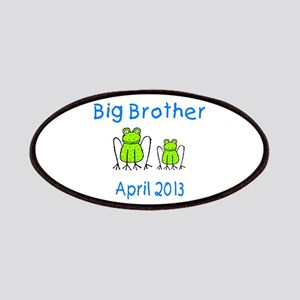 Big Brother Frogs 0413 Patches