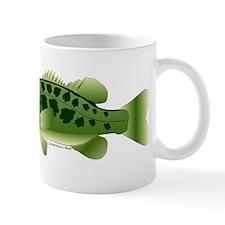 Spotted Bass (Black Bass Family) Mug
