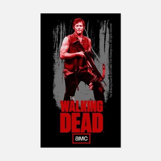 Daryl Dixon Crossbow Decal
