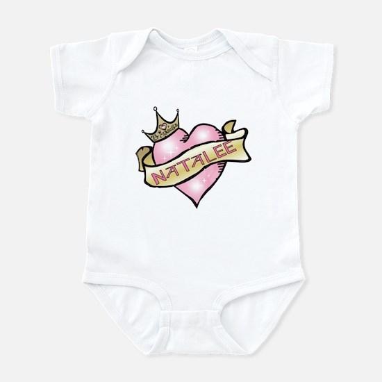 Sweetheart Natalee Custom Princess Infant Bodysuit