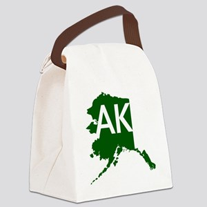 AK Canvas Lunch Bag