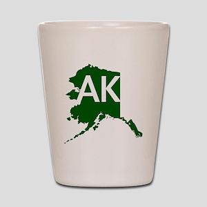 AK Shot Glass