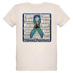 Personalized Tripawds Organic Kids T-Shirt