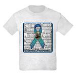 Personalized Tripawds Kids Light T-Shirt