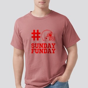 Sunday Funday Mens Comfort Colors Shirt