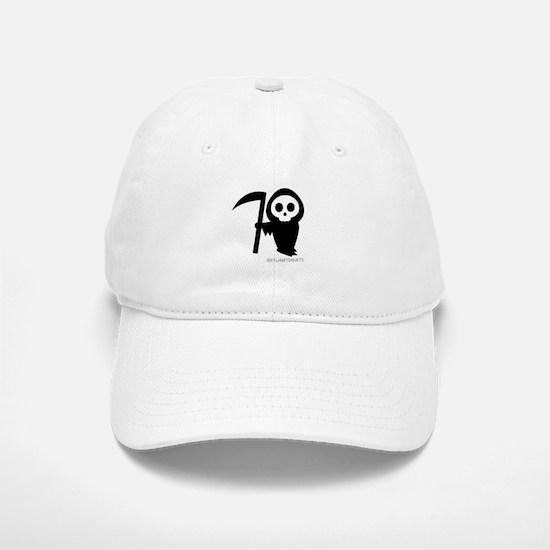 Cute Grim Reaper Baseball Baseball Cap