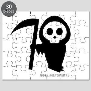 Cute Grim Reaper Puzzle