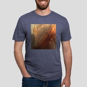 Cave Wall Mens Tri-blend T-Shirt