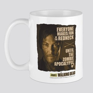 Walking Dead Redneck Mug