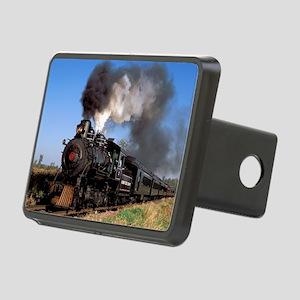 Antique steam engine train Hitch Cover