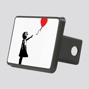 Banksy - Little Girl with Ballon Hitch Cover