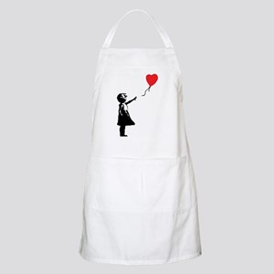 Banksy - Little Girl with Ballon Apron