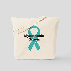 Myasthenia Gravis Awareness Tote Bag