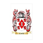 Caville Sticker (Rectangle 50 pk)