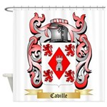 Caville Shower Curtain