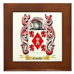 Caville Framed Tile