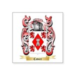 Cavier Square Sticker 3