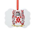 Cavier Picture Ornament