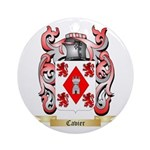 Cavier Ornament (Round)