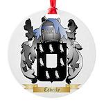 Caverly Round Ornament