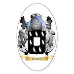 Caverly Sticker (Oval 50 pk)
