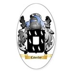 Caverley Sticker (Oval 10 pk)