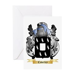 Caverley Greeting Card