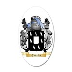 Caverley 20x12 Oval Wall Decal