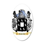 Caverley 35x21 Oval Wall Decal