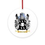 Caverley Ornament (Round)