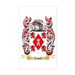 Cavell Sticker (Rectangle)