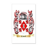 Cavell 20x12 Wall Decal
