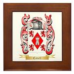 Cavell Framed Tile