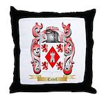 Cavel Throw Pillow