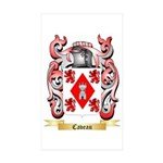 Caveau Sticker (Rectangle 50 pk)