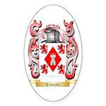 Caveau Sticker (Oval)