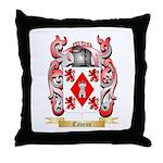Caveau Throw Pillow