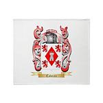 Caveau Throw Blanket
