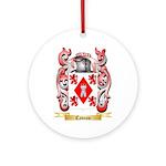 Caveau Ornament (Round)
