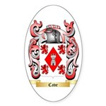 Cave Sticker (Oval 50 pk)